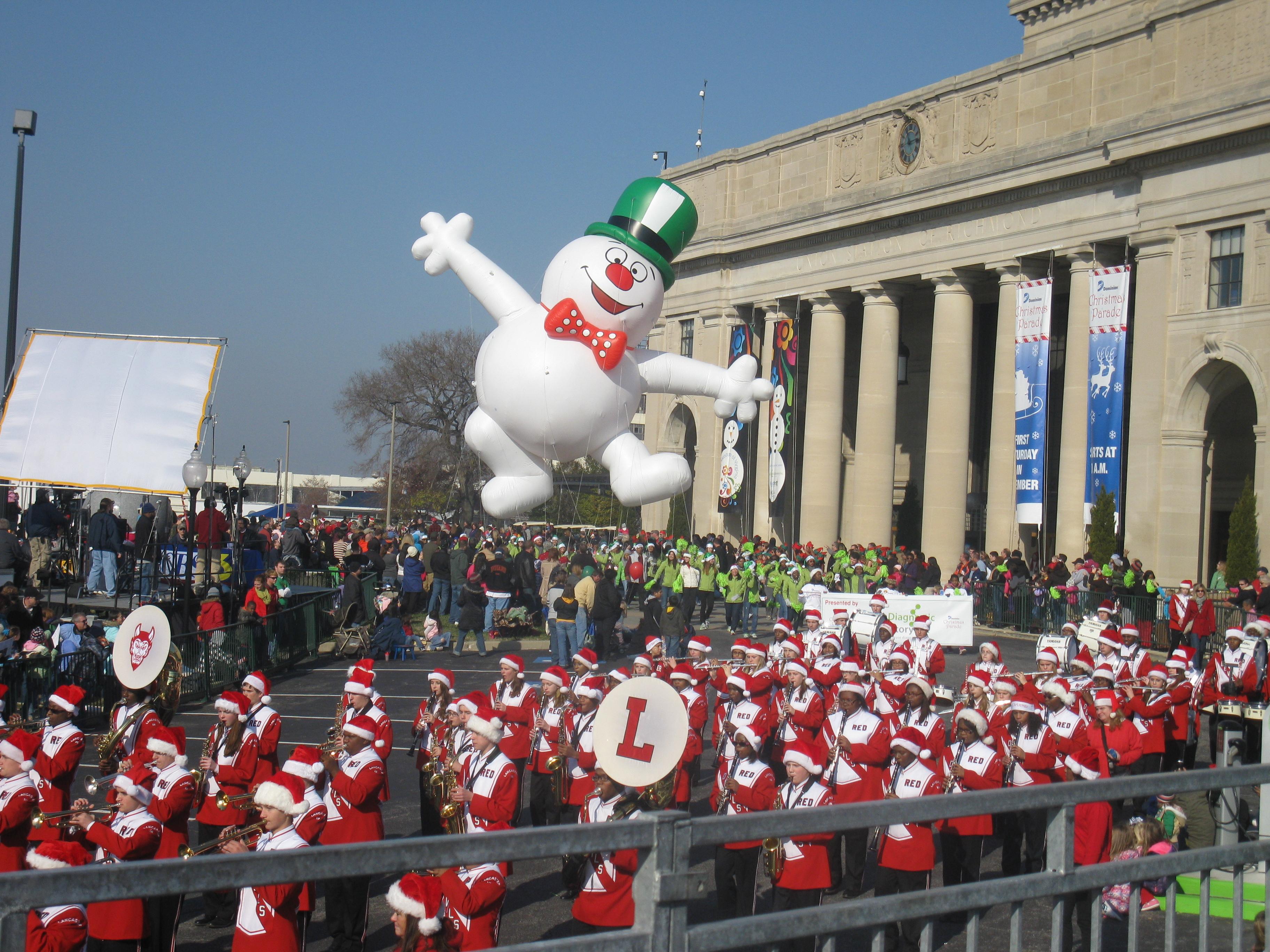 Christmas Parade |